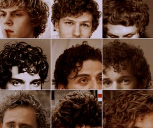 Anton Yelchin, hair, and boys image