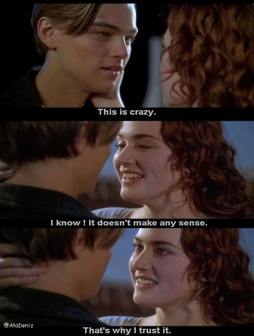 Image about titanic in Movie Quotes by AtaDeniz✅