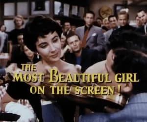 Elizabeth Taylor, gif, and Rhapsody image