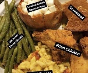 comfort food and southern food image