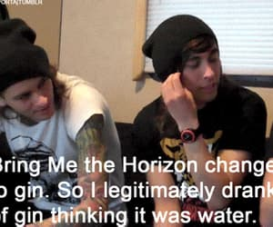 gif, mike, and pierce the veil image