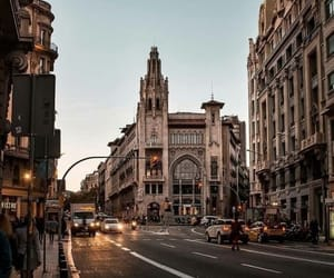 city, Barcelona, and beautiful image
