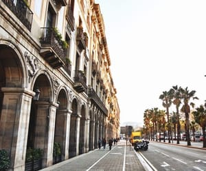 Barcelona, spain, and wandering image
