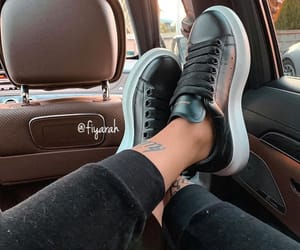 Alexander McQueen, shoes sneakers, and goal goals life image