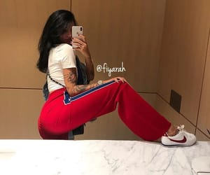 brune brunette, goal goals life, and basket footwear image