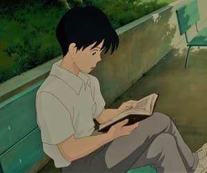 anime, studio ghibli, and whisper of the heart image