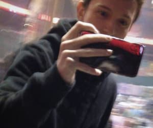 spiderman, actor, and tom holland image
