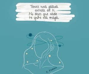 universo, frases, and galaxia image