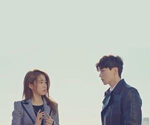 couple, goblin, and korea image