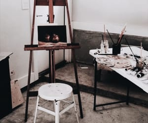 art, painting, and aesthetic image