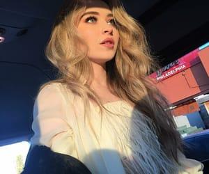sabrina carpenter, blonde, and girl meets world image
