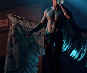 gif, archangel, and x-men: apocalypse image