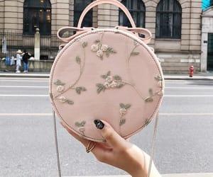 bags, girly, and handbags image