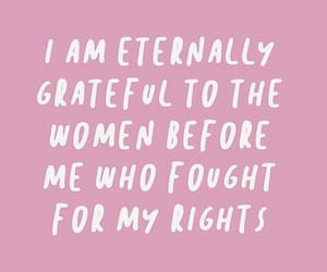 quotes, feminism, and empowerment image