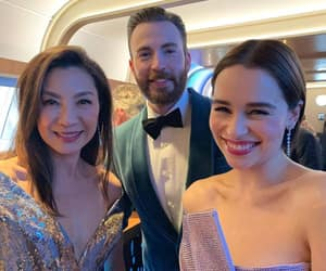 oscar, emilia clarke, and awards image