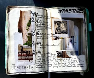 books, journals, and art books image