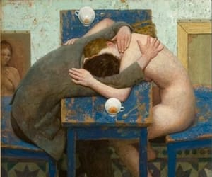 art, painting, and kenne gregoire image