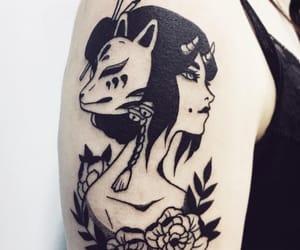 arm, fashion, and fox image