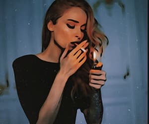 cigarettes, model, and 90s image