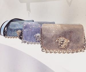 bags, tumblr, and Versace image