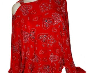 one size fits all, butterfly top, and valentine shirt image