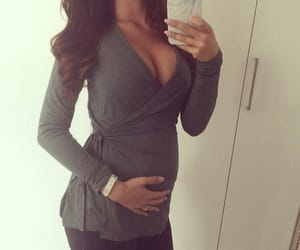 accessories, pregnant, and babies image