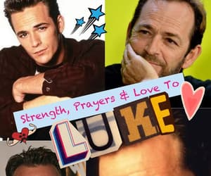 beverly hills 90210, riverdale, and luke perry image
