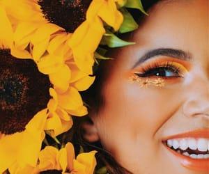 art, orange, and beautiful image