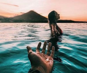 adventure, love, and beauty image