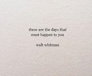 days, quote, and life image