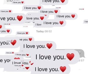 boyfriend, feelings, and I Love You image