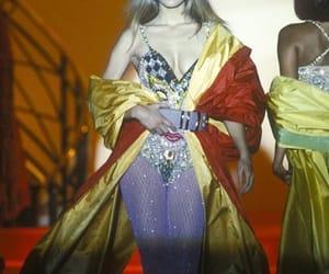 90's, Claudia Schiffer, and monica bellucci image