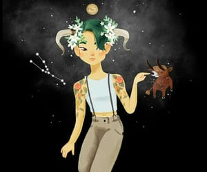 astrology, black, and draw image