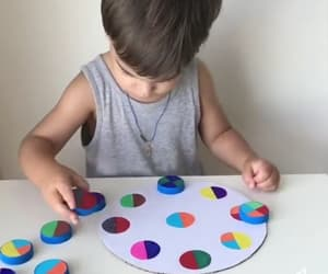 colors, creative, and kids image