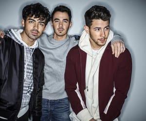 Joe Jonas, kevin jonas, and nick jonas image
