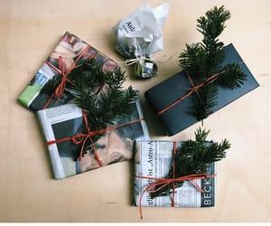 christmas, creative, and eco image