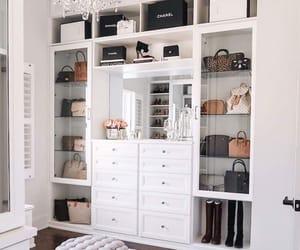 closet, interior, and style image
