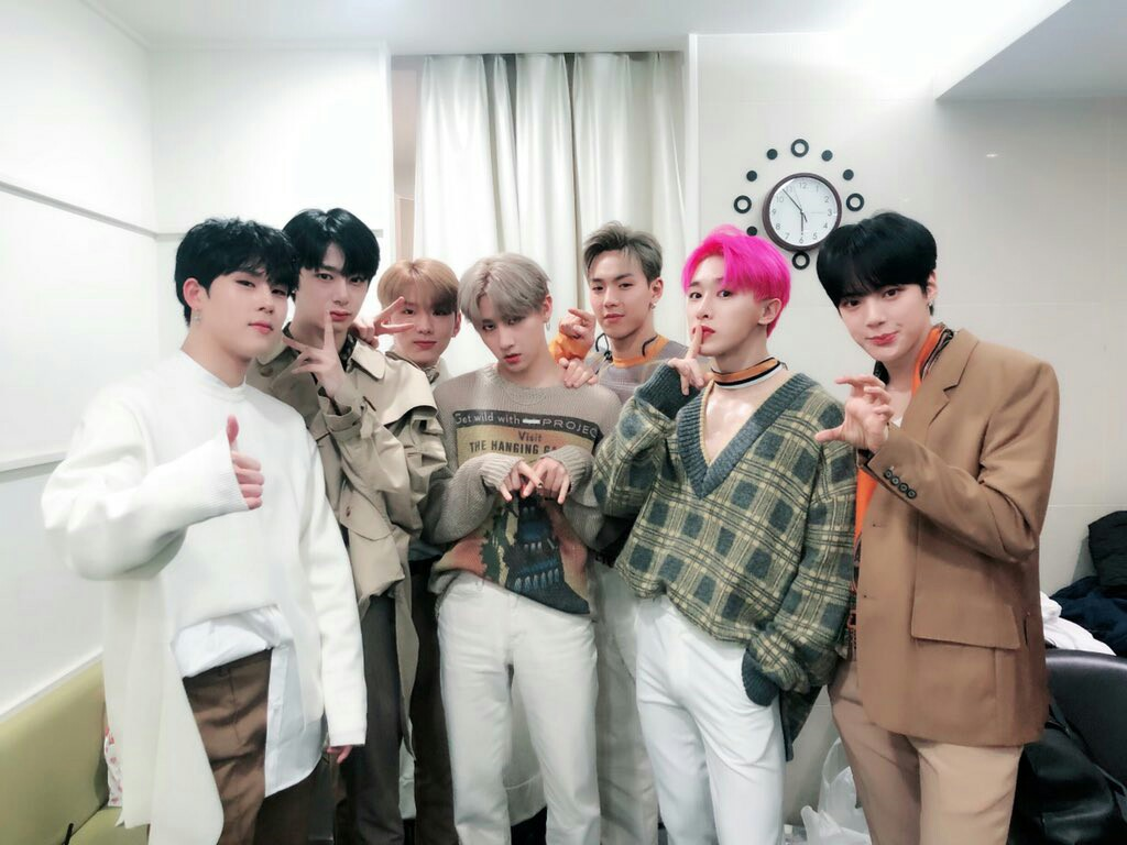 shownu, article, and concert image