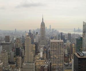 city life, new york, and new york city image