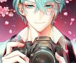 anime boy, mystic messenger, and anime image