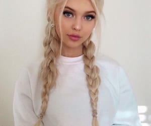 loren, hair, and loren gray image