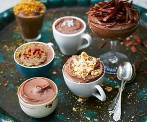 chocolate, dessert, and eat image