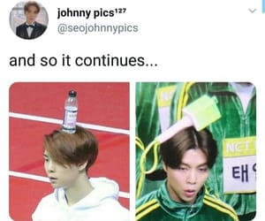 funny, johnny, and k-pop image