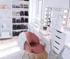 decor, shoes, and decoration image