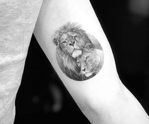 tat, tatoo, and tats image