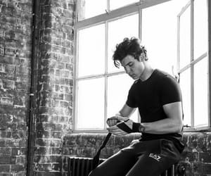 boy, shawn mendes, and Armani image