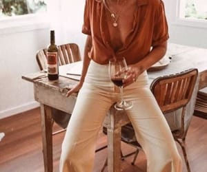 beige, fashion, and old image