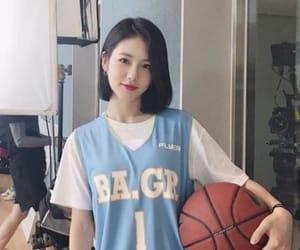 actress, Basketball, and JYP image