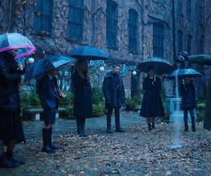 tv show, the umbrella academy, and netflix image
