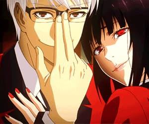 gif and kakegurui xx image